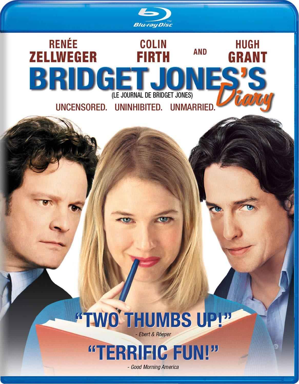 Amazon Com Bridget Jones S Diary 2001 Blu Ray Renee Zellweger Colin Firth Hugh Grant Jim Broadbent Gemma Jones Sharon Maguire Movies Tv