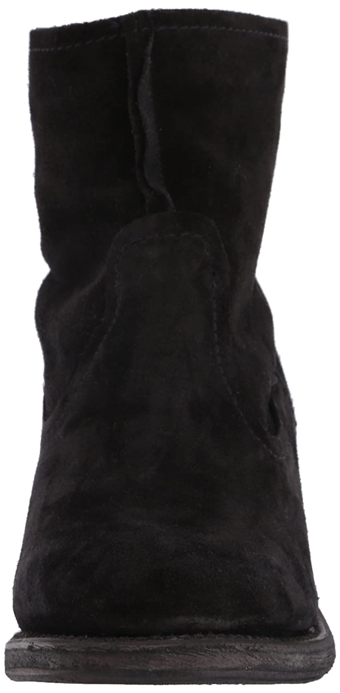 FRYE Women's 9.5 Leslie Artisan Short Boot B01BLZ4NNM 9.5 Women's B(M) US|Black Suede 42c410
