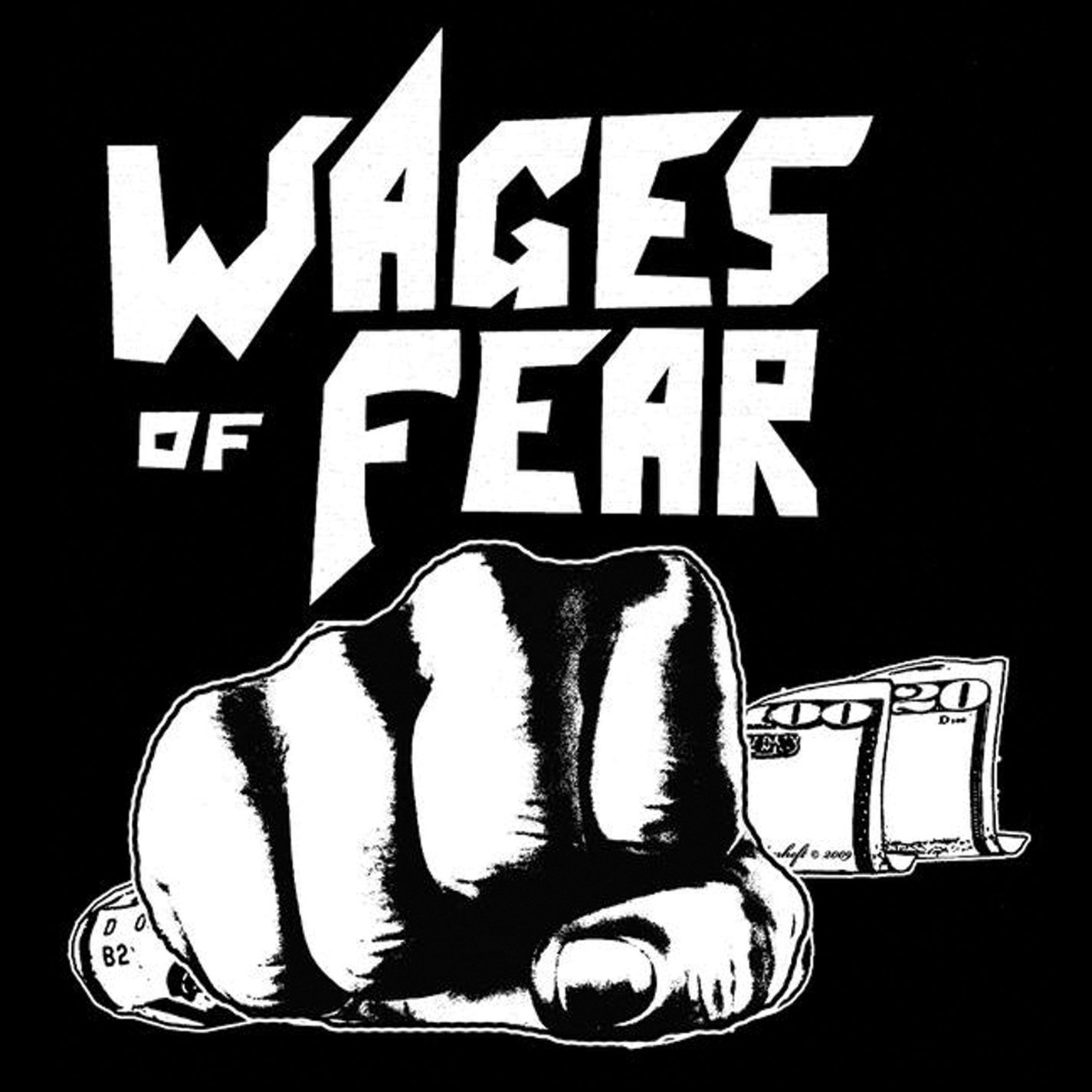 CD : Wages of Fear - Wages Of Fear (CD)