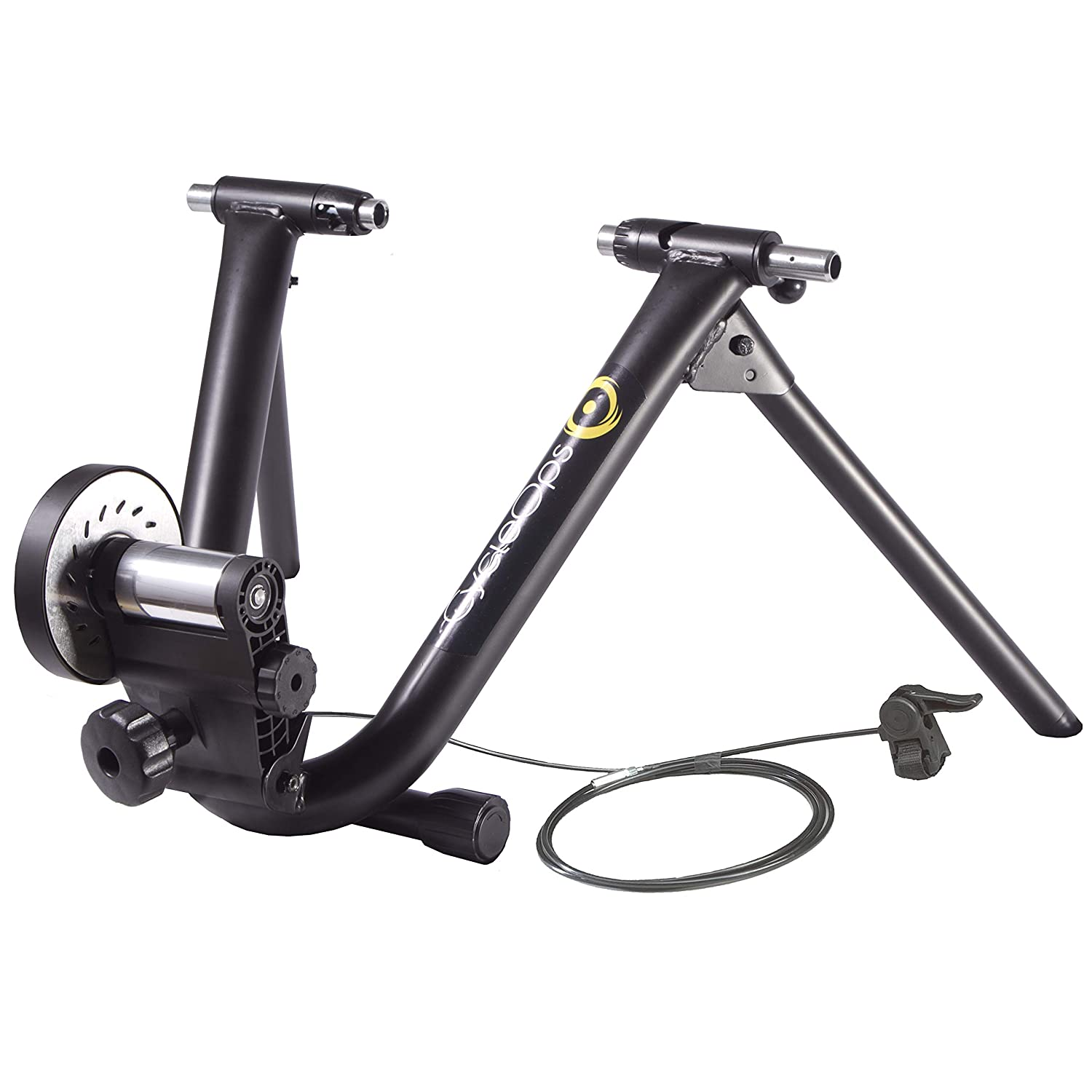 CycleOps Mag Plus Cycling Trainer With Adjuster Getting Fit 9902