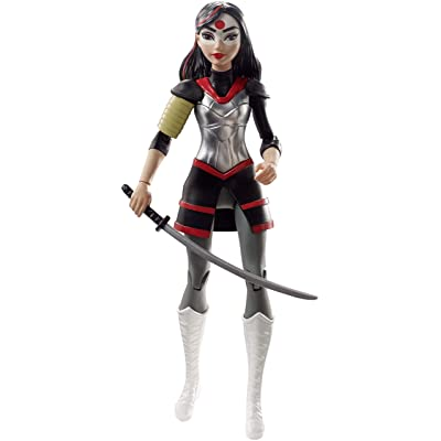 DC Super Hero Girls: Katana Action Figure Dolls: Toys & Games