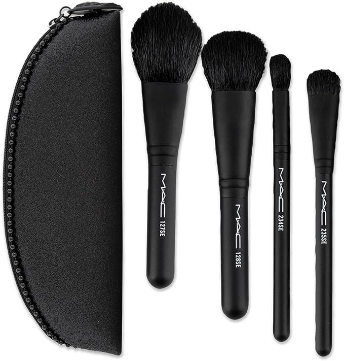 Mac – Kit de pinceles de maquillaje extragrandes: Amazon.es: Belleza