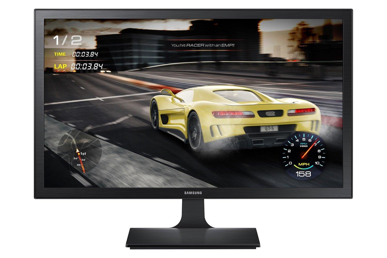 """Samsung S27E330H, Monitor para Gaming DE 27"""" (LCD, Full HD, Tiempo de Respuesta 1 ms, Consumo Máximo 35 W), Negro LS27E330HZX/EN"""