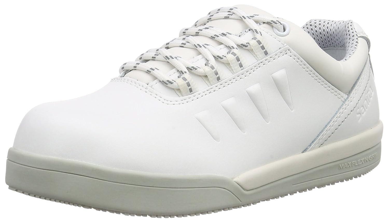 Sanita San-Chef Lace 1) Shoe-s2, Chaussures de de Sécurité 19179 Mixte Adulte, Noir (2) Blanc (White 1) d9cca64 - therethere.space