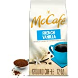 McCafe French Vanilla, Ground Coffee, Flavored, 12oz. Bagged
