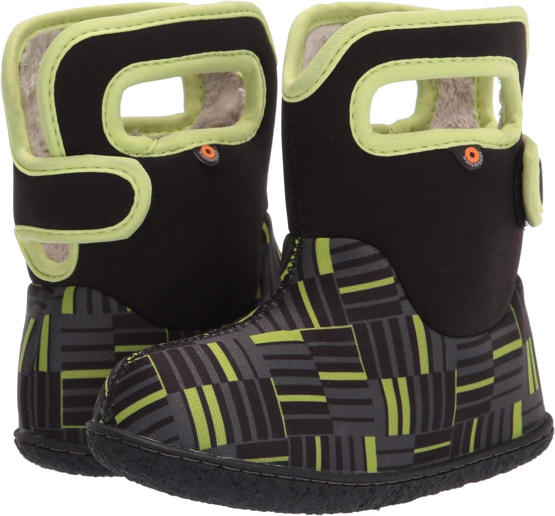 BOGS Kids Baby Waterproof Snowboot Rain Boot