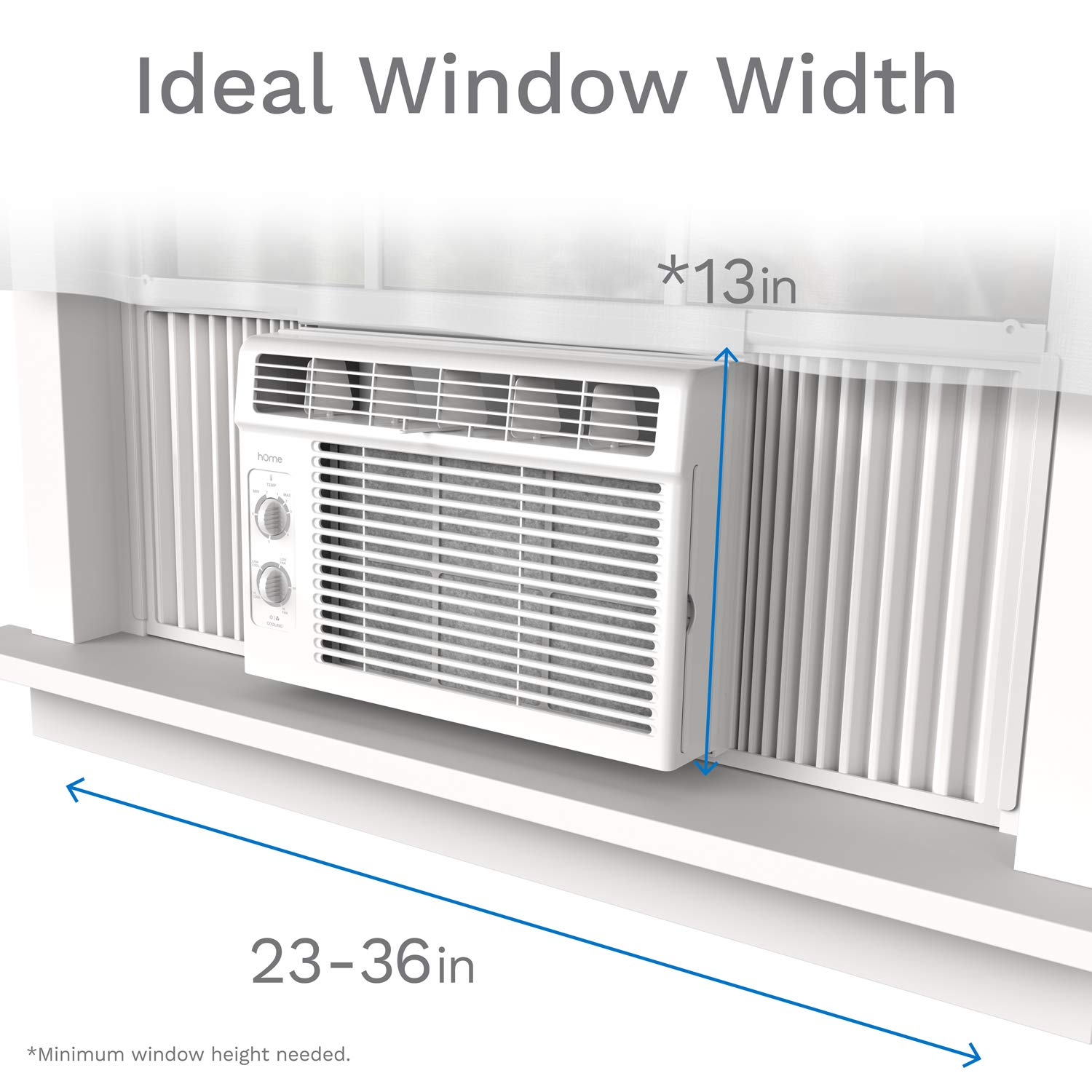 Best Sliding Window Air Conditioner In 2020 Reviews