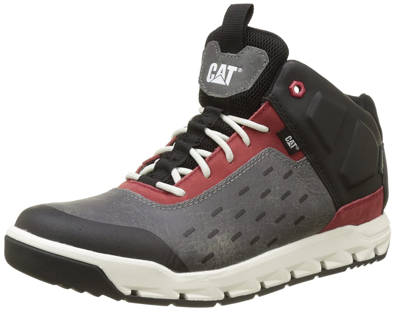 Caterpillar Filter Gore-Tex, Zapatillas para Hombre, Rojo (Mens Brick/Black), 44 EU