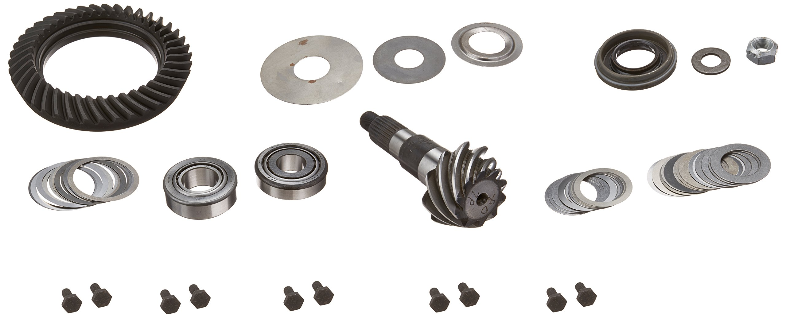 Spicer 706930-4X Ring and Pinion Gear Set