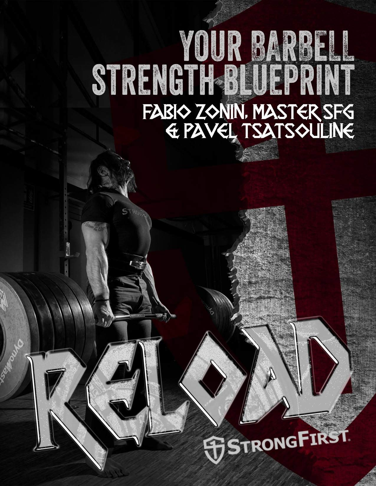 Reload  Your Barbell Strength Blueprint  English Edition