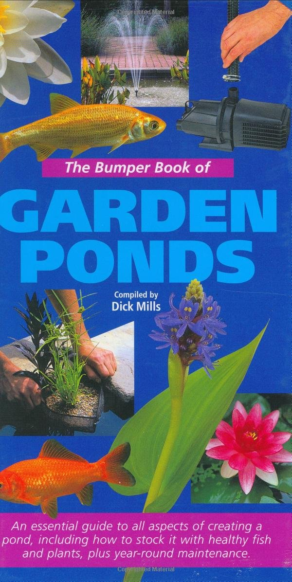 The Bumper Book of Garden Ponds: An Essential Guide PDF ePub book