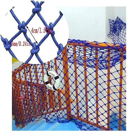 Red de Seguridad para Protección a Niños y Bebés Protección Contra Caídas For Niños Red de Seguridad Escaleras Balcón Protección Neta Juguete Valla Protectora Red de Escalada Barandilla Barandilla Red: Amazon.es: Productos