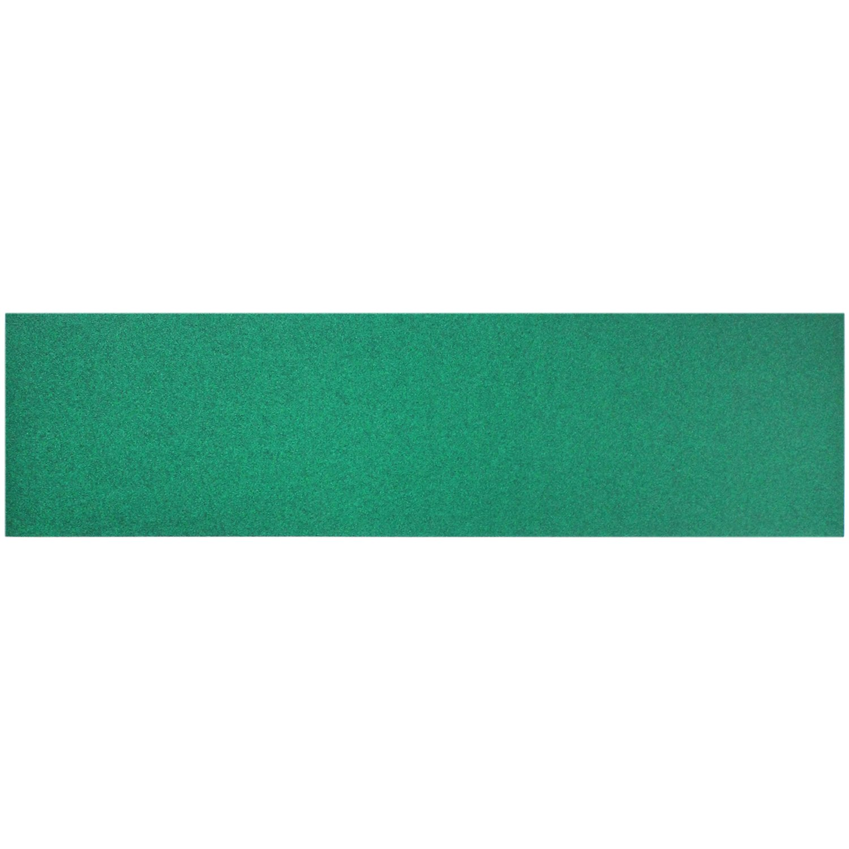 Black Diamond Sheet of Skateboard Grip Tape 9 x 33 Dark Green