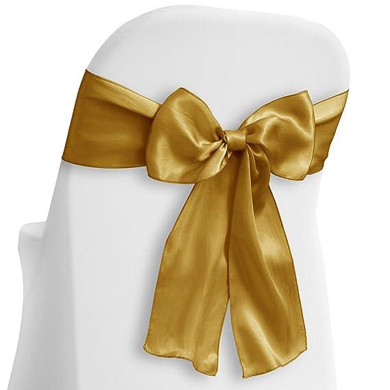 Amazon.com: Lanns Linens - Elegante funda de satén para ...