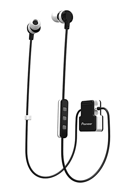 Pioneer SE-CL5BT-W - Auricular Deportivo (Bluetooth, micrófono Integrado) Color