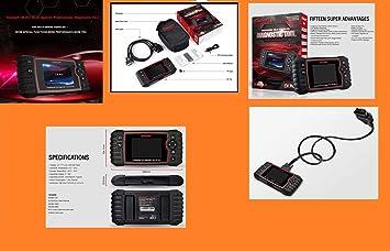 Icarsoft Cr Pro Profi All In One Diagnosegerät Mehr Als 40 Fahrzeugmarken Obd 2 5er Set Auto