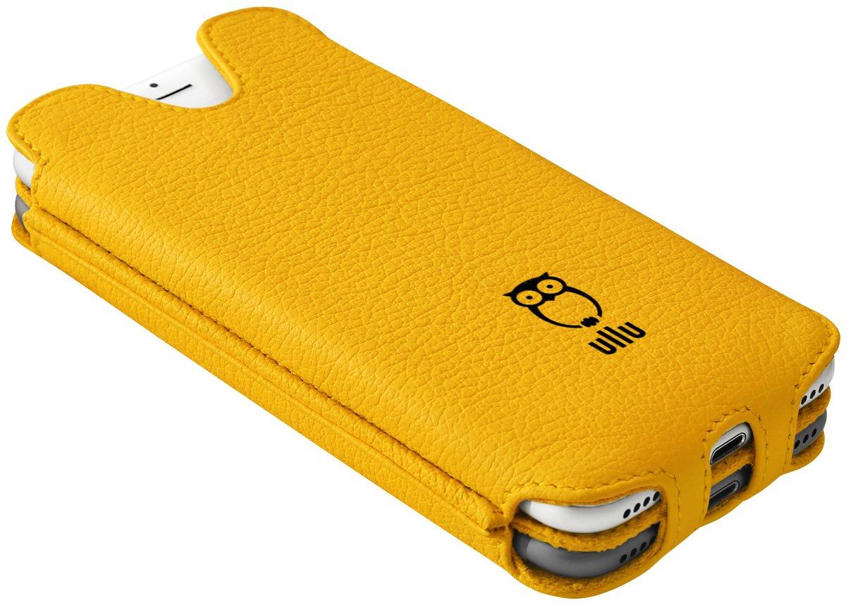 ullu Sleeve for iPhone 8 Plus/ 7 Plus - Sun Ray Yellow UDUO7PPL14 by ullu (Image #2)