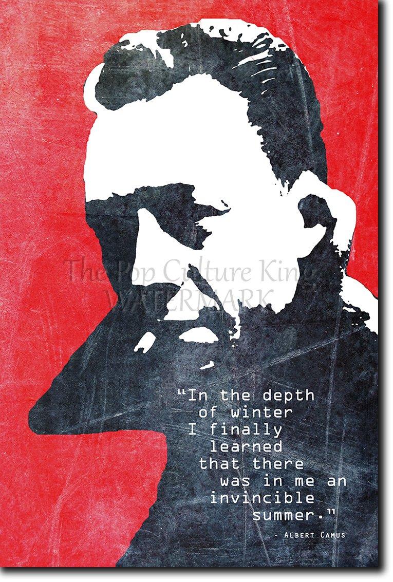 Amazon.com: Albert Camus Quote