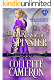 The Earl and the Spinster: A Regency Romance Novel (The Blue Rose Regency Romances: The Culpepper Misses Book 1) (English Edition)