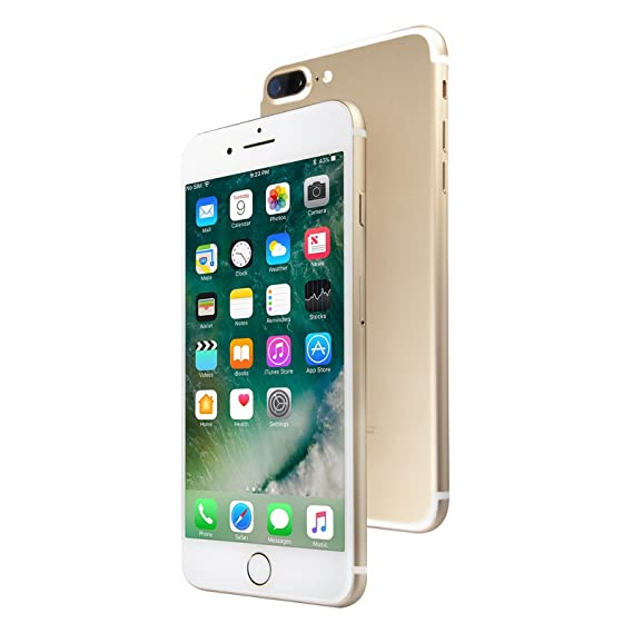 Apple I Phone 7 Plus, Gsm Unlocked, 128 Gb   Gold (Refurbished) by Apple