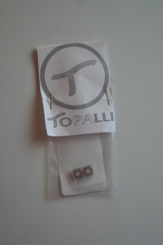 para Renault Modus Topalli/© Twingo Clio Bot/ón de 2 posiciones para llave con telemando Laguna.