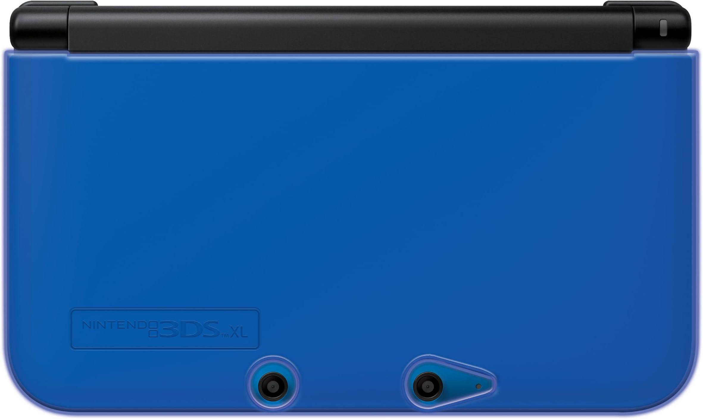 Amazon.com: Nintendo 3DS XL Duraflexi Protector - Blue ...