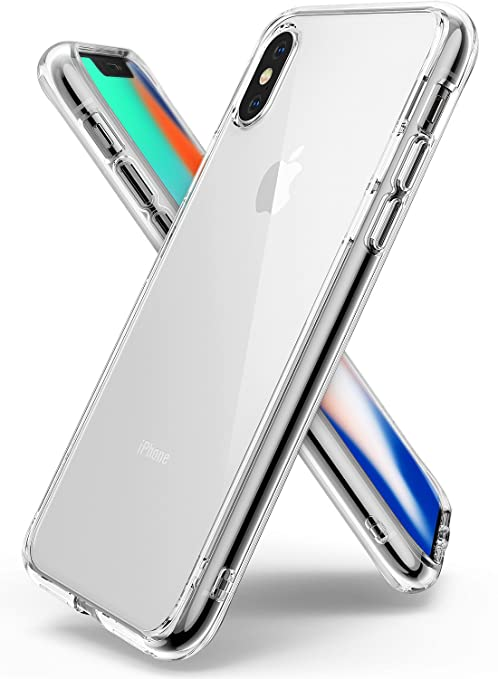 coque iphone x transparente bumper