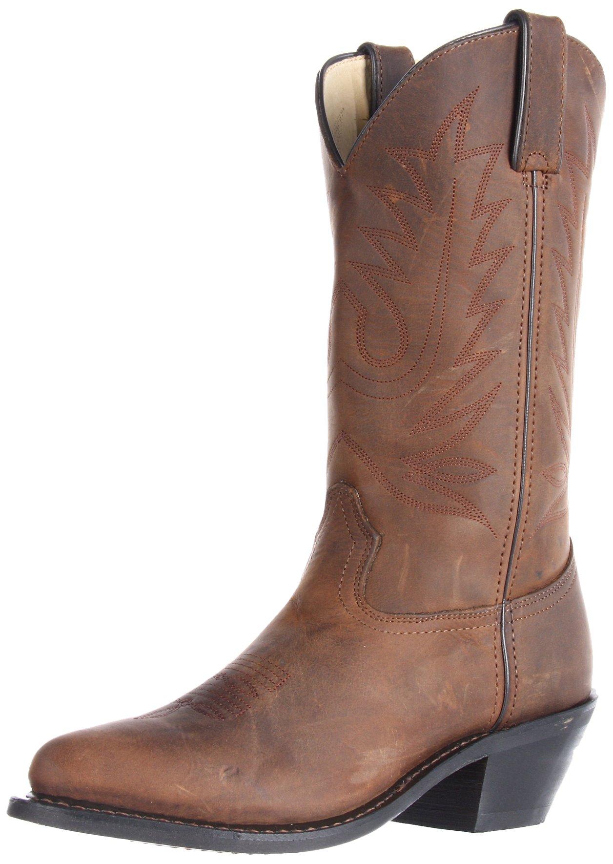 Durango Women's RD4112 Classic 11'' Western Boot,Wild Tan,6 M US