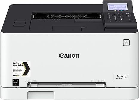 Impresora láser color Canon i-SENSYS LBP611Cn Blanca Wifi: Canon ...