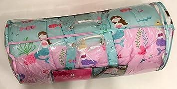 Saco de dormir para niñas con diseño de sirenas bajo el mar de Boathouse, 100