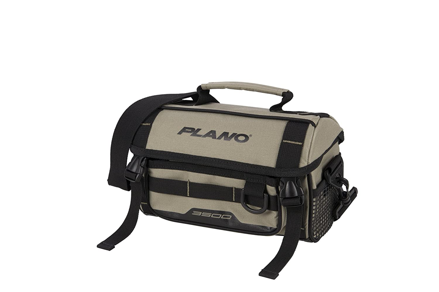 Plano PLAB35121 Weekend Series 3500 Size Softsider Tackle Bag, Tan PLANO MOLDING COMPANY