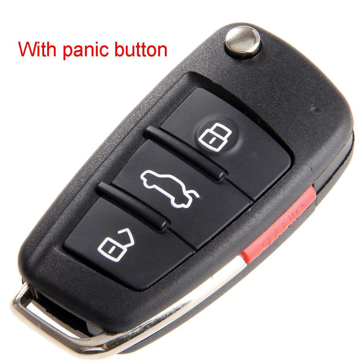 Amazon.com: Corazón caballo 3 botones plegable con tapa ...