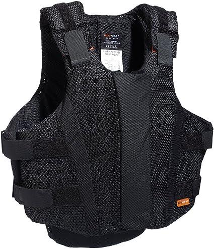 Airowear Teen Air Mesh Body Protector Negro