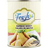 Freshos Bamboo Shoot Halves in Water, 565g