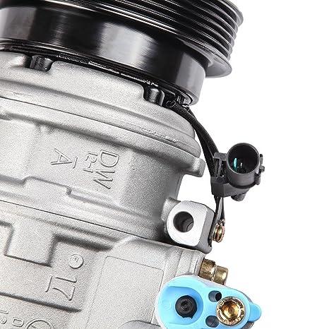 A/C compresor con Cluth para Co 22019 C Tucson Sportage 2,7 l (97701 - 2e300): Amazon.es: Coche y moto