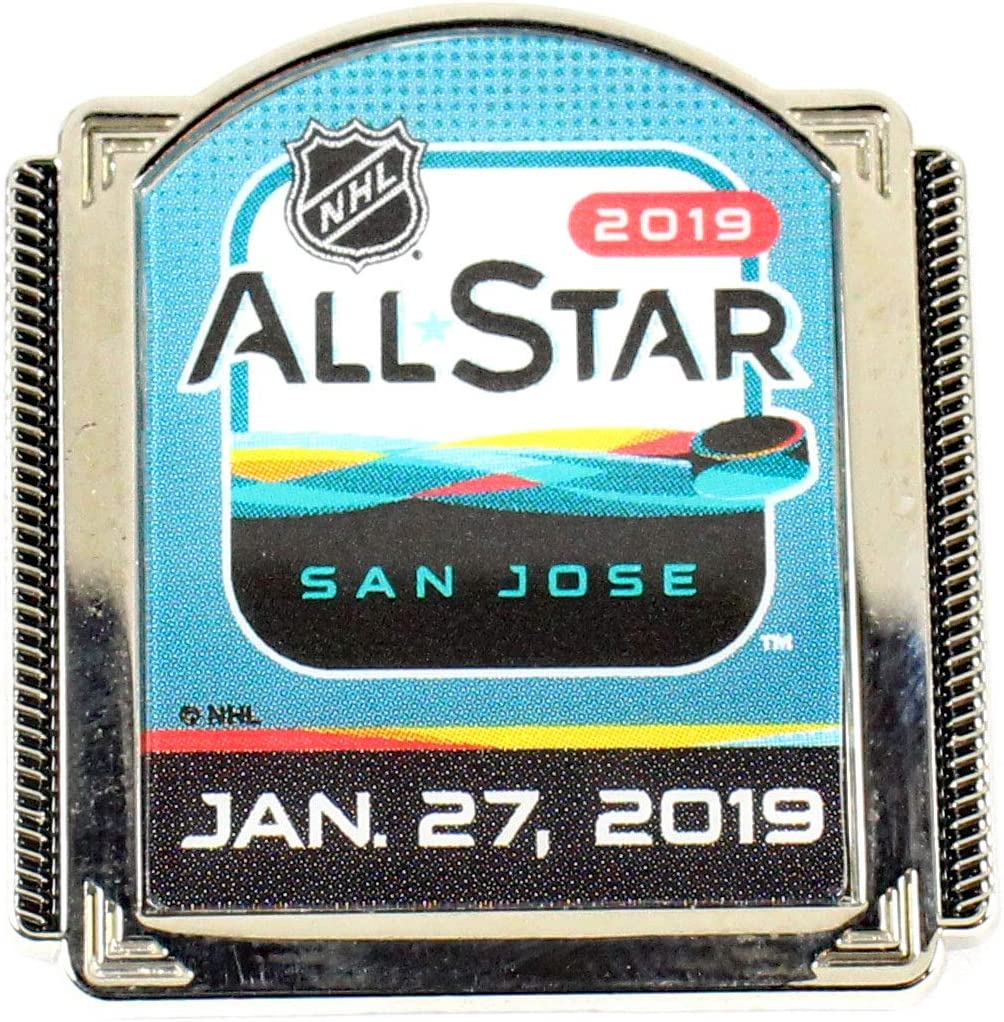 Classic Pins 2019 NHL オールスター ゲーム ロゴ ピン