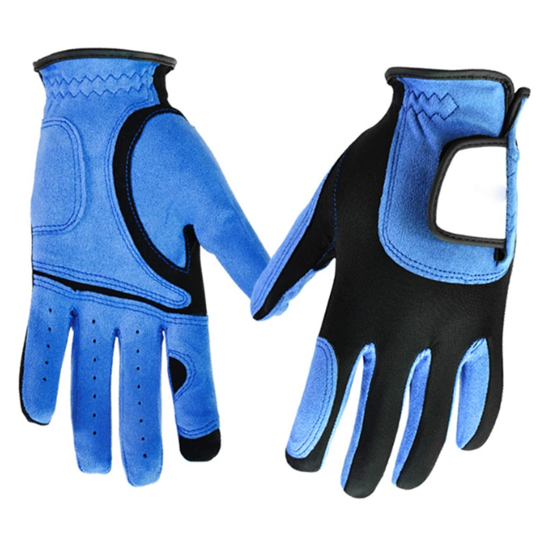 国内初の直営店 Rouroumaoyi ゴルフグローブ メンズ 耐久性 メンズ グリップ スタイル:右手) ブルー 左手または右手用 (カラー:ブルー サイズ:XL ブルー スタイル:右手) B07NW22ZTH, 手づくりバッグのお店 花やか:d3322b4f --- podolsk.rev-pro.ru