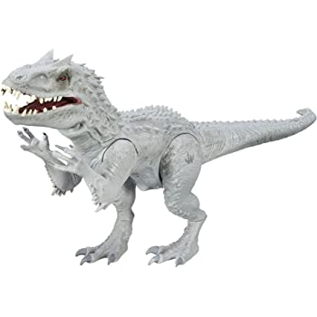 Jurassic World Chomping Indominus Rex Figure(Discontinued by manufacturer)