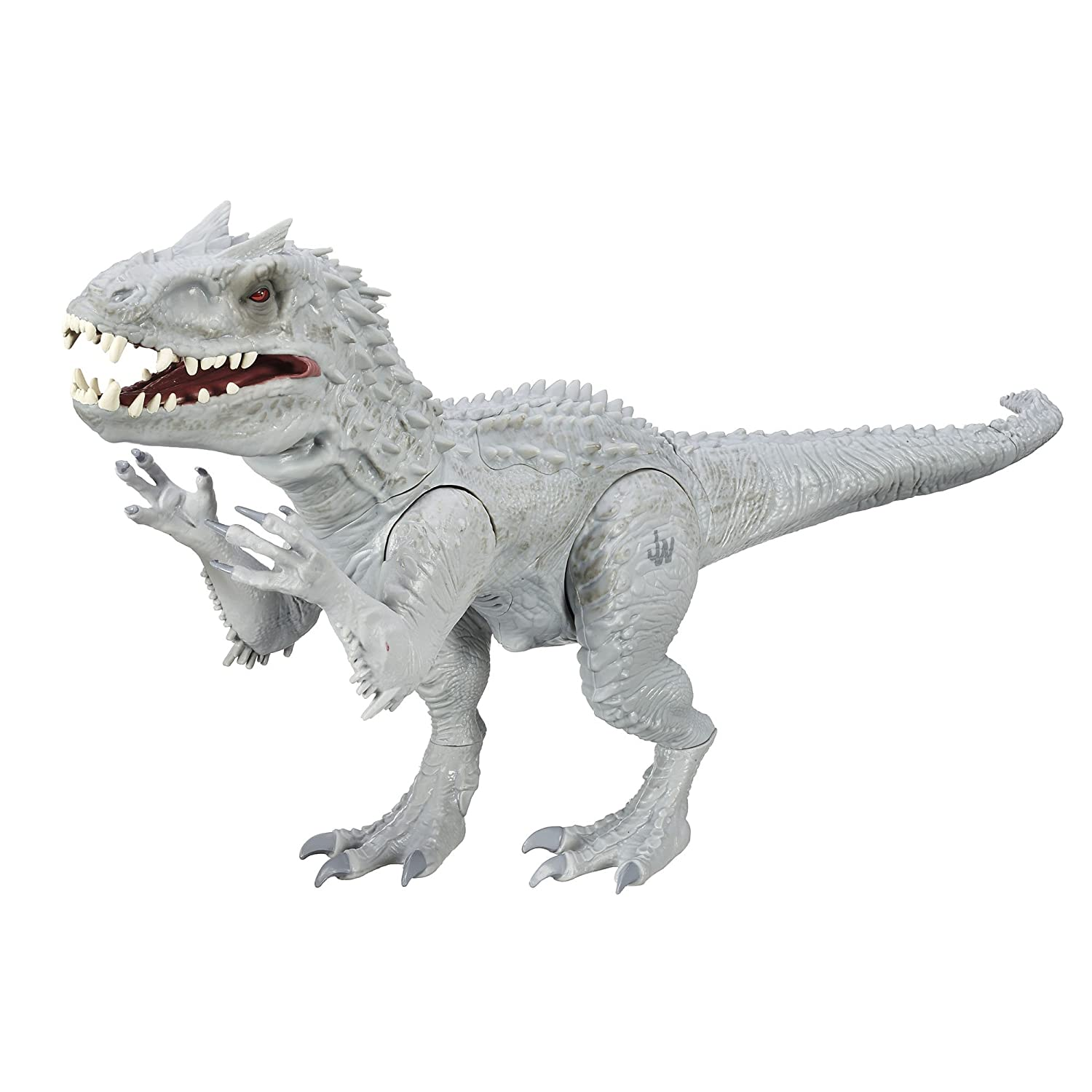 amazoncom jurassic world chomping indominus rex figurediscontinued by manufacturer toys games