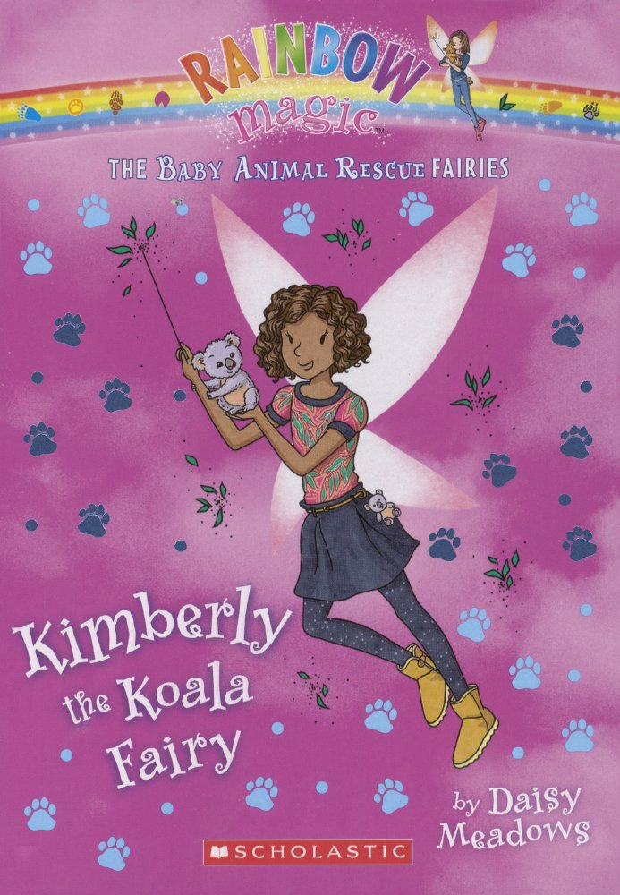 Download Kimberly The Koala Fairy (Turtleback School & Library Binding Edition) (Rainbow Magic: the Baby Animal Rescue Fairies) pdf epub