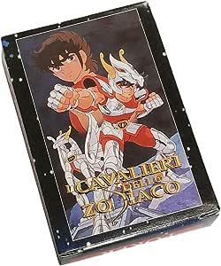 International Comics Club Saint Seiya Los Caballeros del Zodiaco Anime importación Italia Poker Juego de Cartas: Amazon.es: Deportes y aire libre