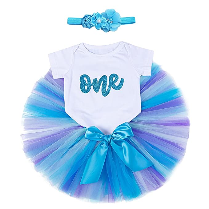Clothing, Shoes & Accessories Size 18m Girls Blue Lined Tulle Skirt By Kids Corner