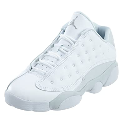f9aebf7cfc936 6f10a 3bacd  sweden jordan 13 retro low bp little kids shoes white metallic  silver 310812 100 9844f b67d2