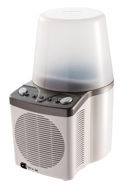 Getränkekühlschrank, und mehr Warm mit System zur Kontrolle der Temperatur und für Auto, Büro oder Haus von Emperor of Gadgets®
