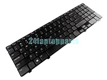 Amazon Com Dell Inspiron 15 3521 5521 Laptop Keyboard Yh3fc