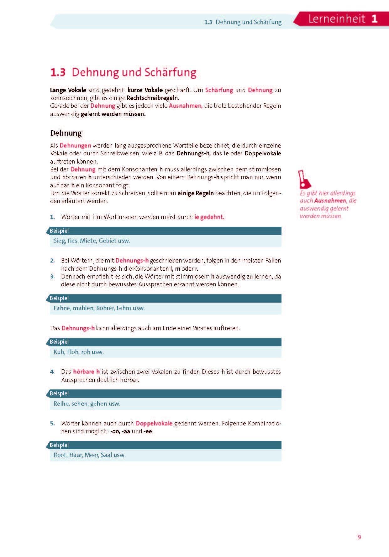 XXL-Lernbuch Deutsch 9./10. Klasse: Gute Noten mit der Schülerhilfe ...