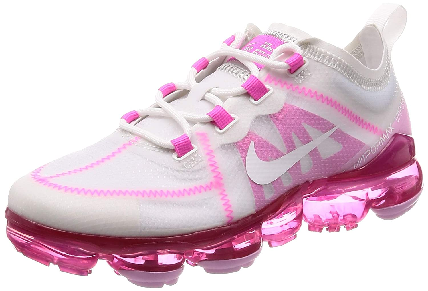 Nike Women s Air Vapormax 2019 Nylon Casual Shoes