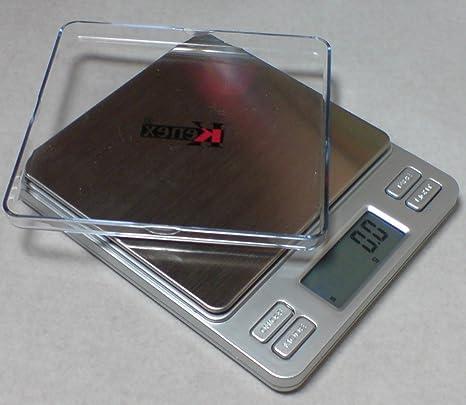 Kenex Magno mag-1000 gran bolsillo joyería Escala 0,1 A 1000 G (