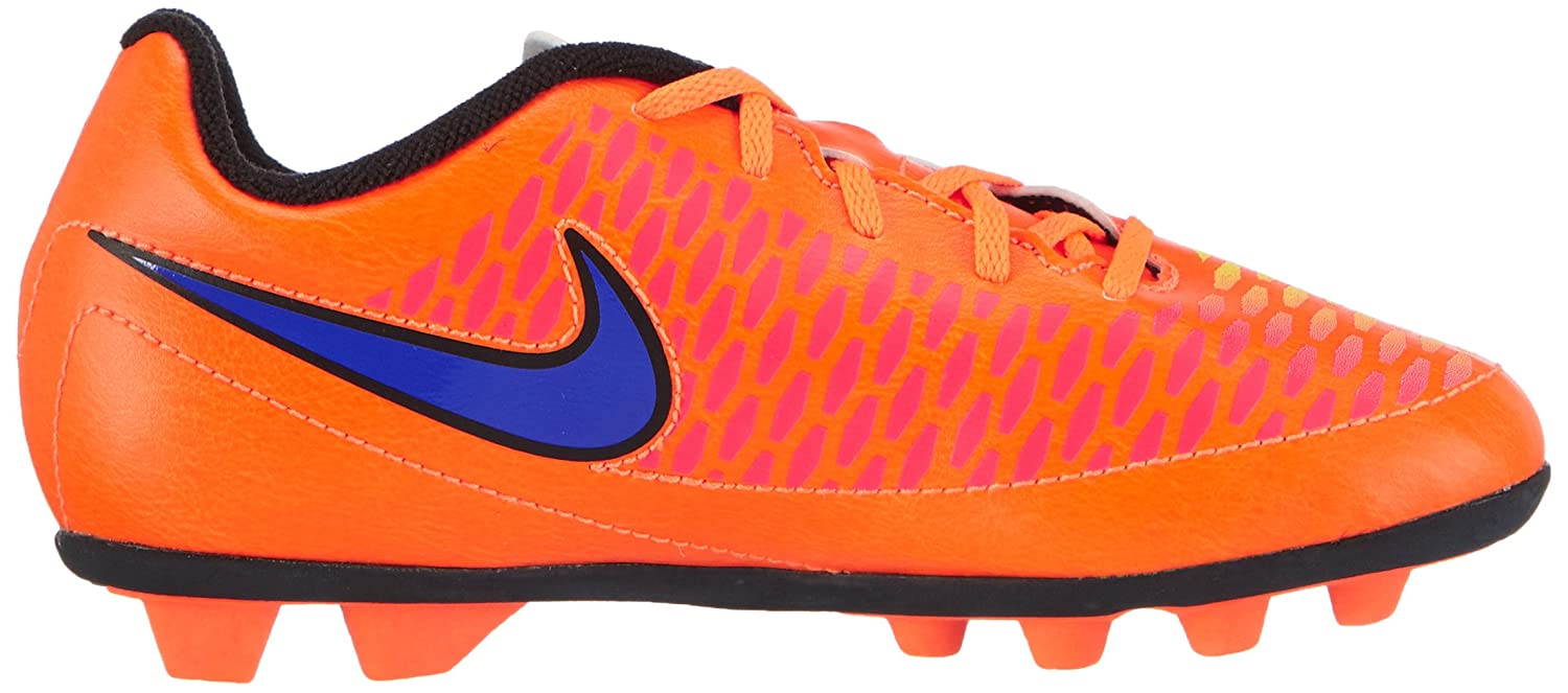 New Nike Mens Magista Ola FG Soccer Cleat Orange/Persian Violet