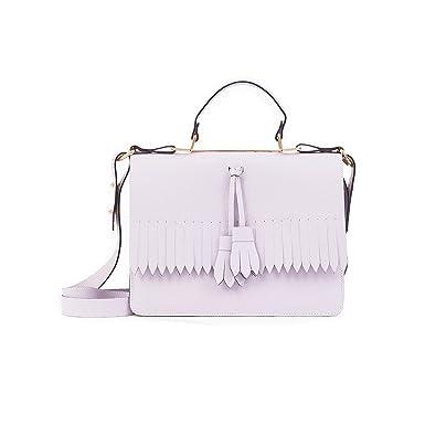 36a1662e1421e Bolsa de Couro Corona Adô Atelier  Amazon.com.br  Amazon Moda